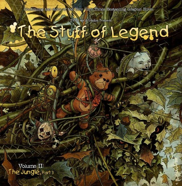 The Stuff of Legend Vol. 2 - The Jungle #3 (of 4)