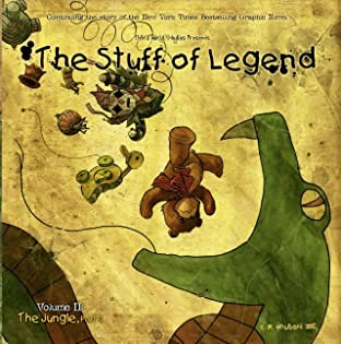 The Stuff of Legend Vol. 2 - The Jungle No.4 (sur 4)