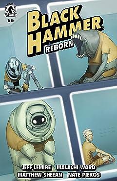 Black Hammer Reborn #6