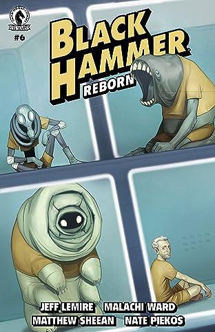 Black Hammer Reborn No.6