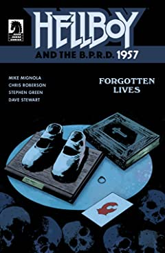 Hellboy and the B.P.R.D.: 1957--Forgotten Lives