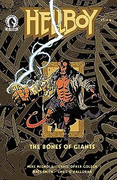 Hellboy: The Bones of Giants No.1