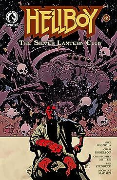 Hellboy: The Silver Lantern Club No.2