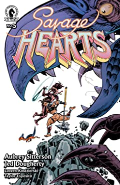 Savage Hearts #5