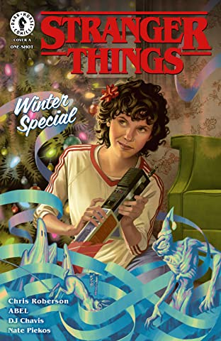 Stranger Things Winter Special one-shot