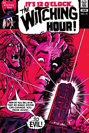 The Witching Hour (1968-1978) #12