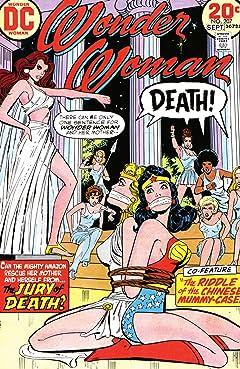 Wonder Woman (1942-1986) #207