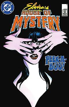 Elvira's House of Mystery (1986-1987) #4