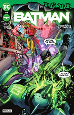 Batman (2016-) #115