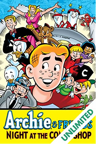 Archie & Friends: Night at the Comic Shop