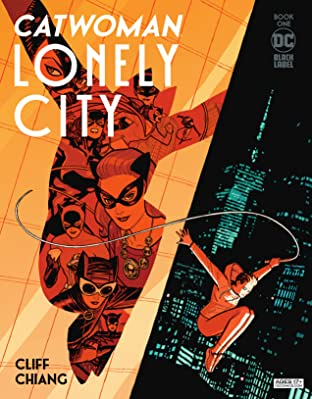 Catwoman: Lonely City (2021-) No.1