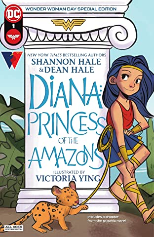 Diana: Princess of the Amazons Wonder Woman Day Special Edition (2021) #1