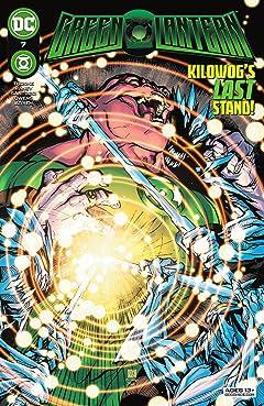 Green Lantern (2021-) #7