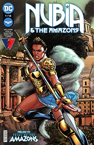 Nubia & the Amazons (2021-) No.1