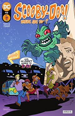 Scooby-Doo, Where Are You? (2010-) #112