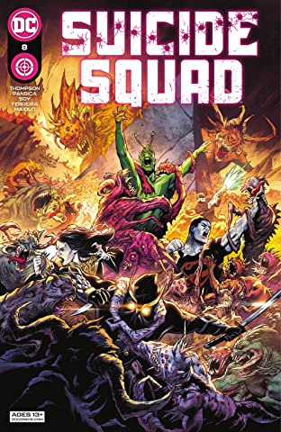 Suicide Squad (2021-) No.8