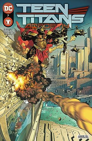 Teen Titans Academy (2021-) #7