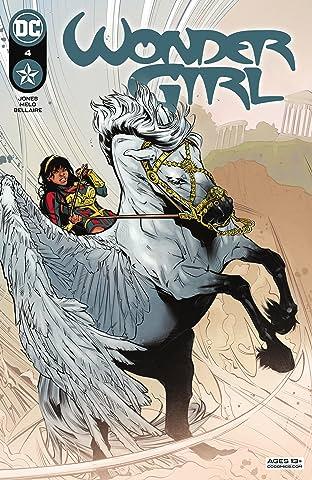 Wonder Girl (2021-) #4