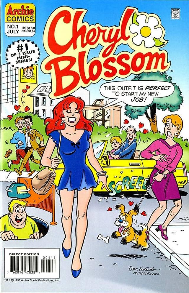 Cheryl Blossom: Get a Job #1