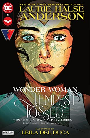 Wonder Woman: Tempest Tossed Wonder Woman Day Special Edition (2021) #1