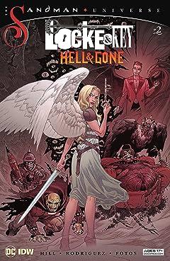 Locke & Key/Sandman: Hell & Gone #2