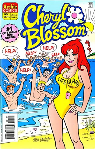 Cheryl Blossom: Summertime Fun No.1 (sur 3)