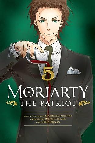 Moriarty the Patriot Vol. 5