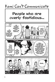 Komi Can't Communicate Vol. 15