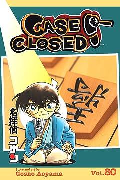 Case Closed Vol. 80: Cold Case