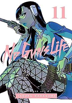 No Guns Life Vol. 11