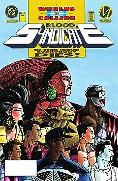 Blood Syndicate (1993-1995) No.17