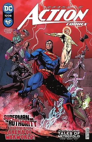 Action Comics (2016-) #1036