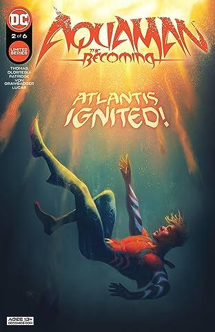 Aquaman: The Becoming (2021-) #2