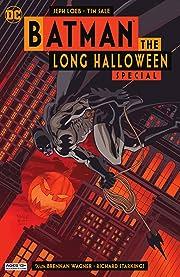 Batman: The Long Halloween Special (2021) #1