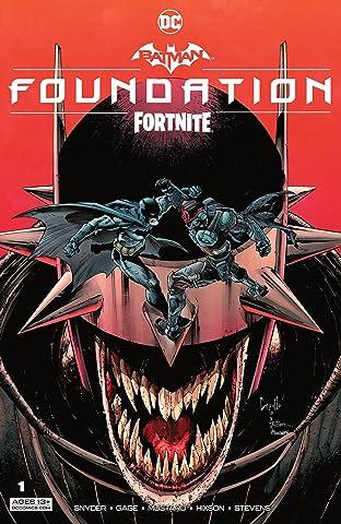 Batman/Fortnite: Foundation (2021) *NO FORTNITE CODE* #1