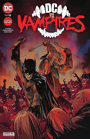 DC vs. Vampires (2021-) #1
