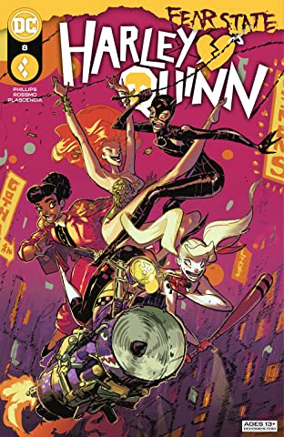 Harley Quinn (2021-) #8
