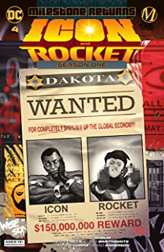 Icon & Rocket (2021-) #4: Season One