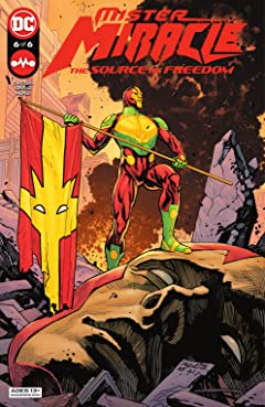 Mister Miracle (2021) #6: The Source of Freedom