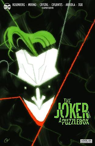 The Joker Presents: A Puzzlebox (2021-) #11: Director's Cut