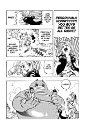 The Seven Deadly Sins: Four Knights of the Apocalypse #35