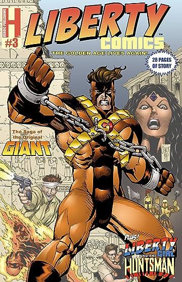 Liberty Comics #3
