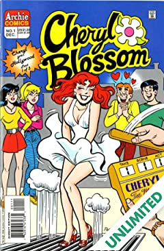 Cheryl Blossom: Goes to Hollywood #1 (of 3)