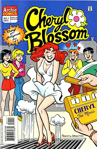 Cheryl Blossom: Goes to Hollywood No.1 (sur 3)