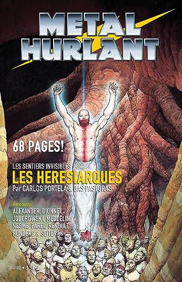 Métal Hurlant 2000 Vol. 140