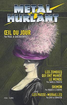 Métal Hurlant 2000 Vol. 144
