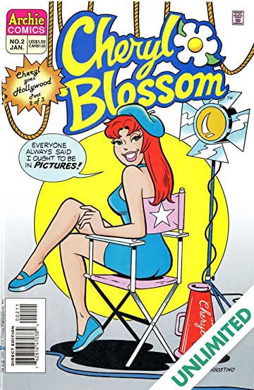 Cheryl Blossom: Goes to Hollywood #2 (of 3)