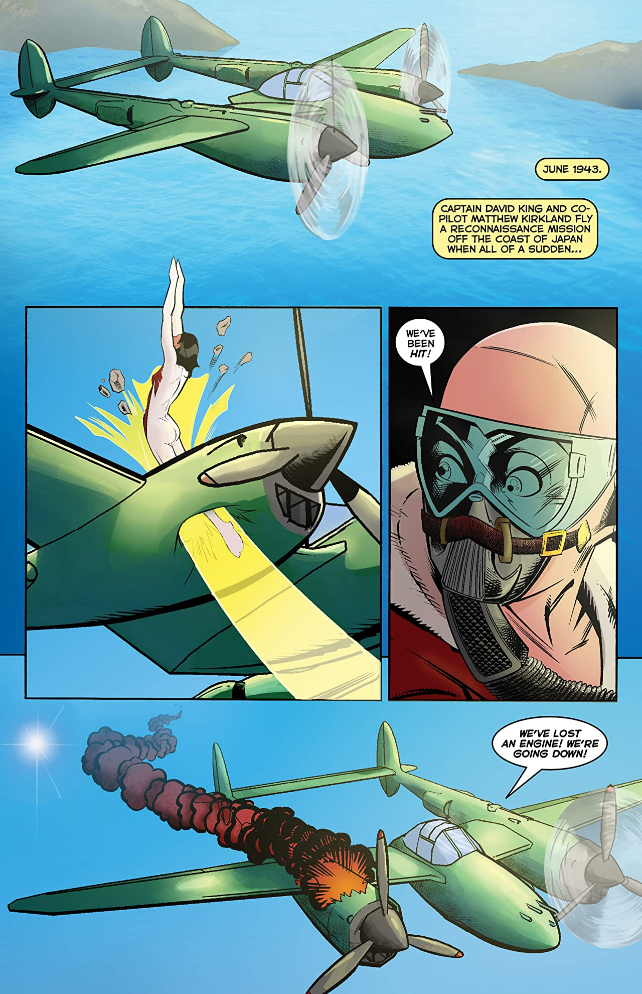 Liberty Comics #7