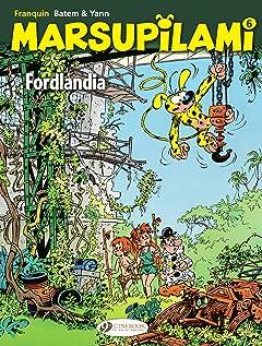 Marsupilami Vol. 6: Fordlandia