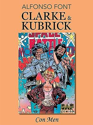 Clarke & Kubrick Tome 2: Con Men